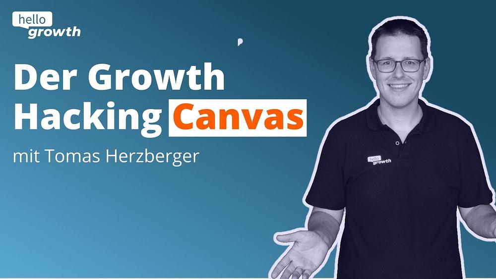 Der Growth Hacking Canvas