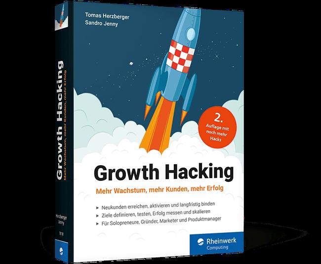 Growth Hacking Bestseller Zweite Auflage - Herzberger und Jenny