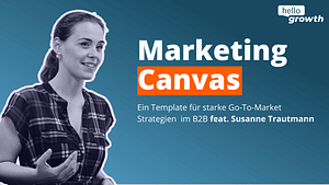 susanne trautmann marketing canvas