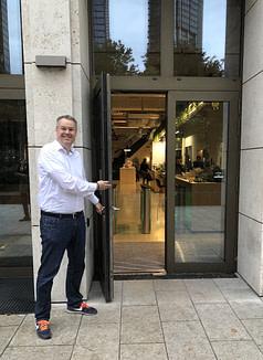 Willkommen im Hello Growth Office in Frankfurt am Main