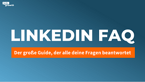 LinkedIn FAQ Blog Post Header