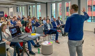 Tomas Herzberger - Action Jam Vortrag Zürich Corporate Startups - stratos 3