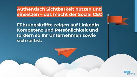 LinkedIn Social CEO - Hello Growth