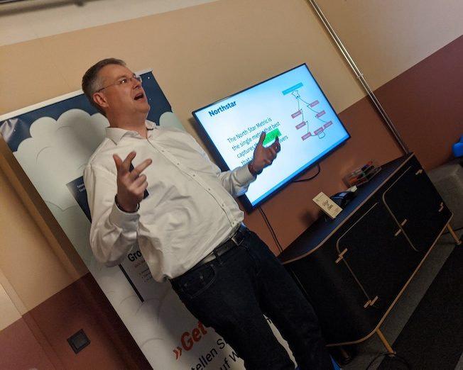 Thorsten Strauss - growth hacking seminar